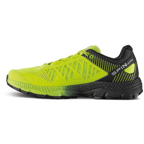 Scarpa Spin Ultra Zapatillas Hombre, amarillo/negro